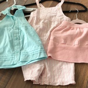 Janie and jack girls size 12-18 months